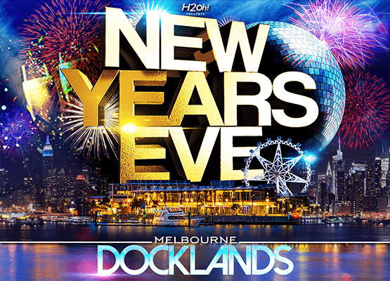 New years eve parties in Melbourne